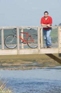 """""""Ich bin einfach nicht der Typ fürs Fahrradfahren..."""""""